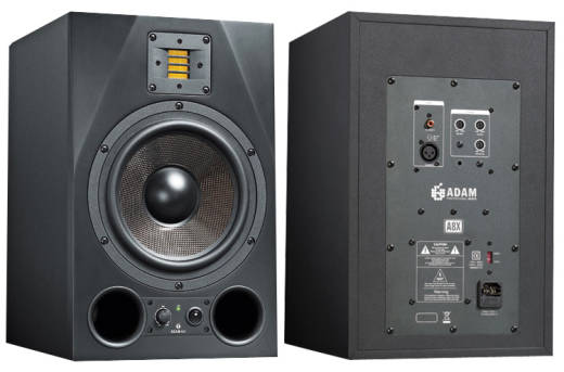 A8X 8.5 Inch 150W+50W Powered Reference Monitor