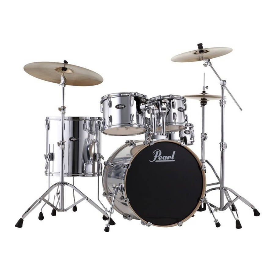 Pearl VB 5 Piece Shell Pack - - 79.8KB