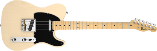 American Special Tele - Maple Neck in Vintage Blonde