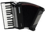 Hohner - Piano Accordion - Black