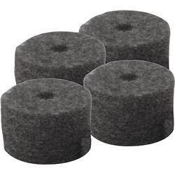 Large Cymbal Felts - 4 Pack
