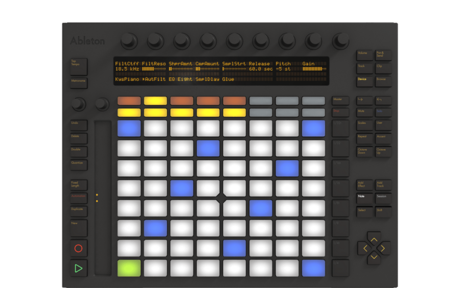 Ableton 64 Pad Controller For Ableton W/ Free Live 9 Upgrade - Long