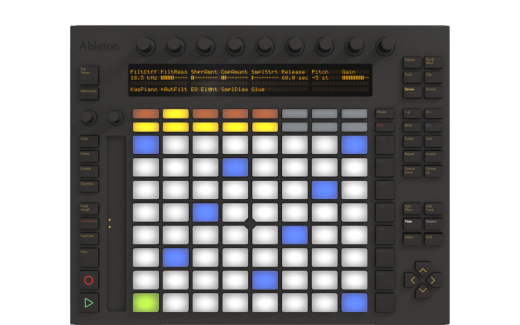 64 Pad Controller for Ableton w/ Free Live 9 Upgrade