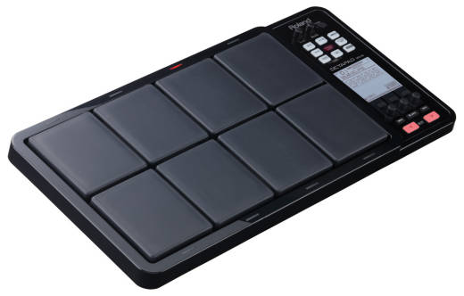 Total Percussion Octapad - Black