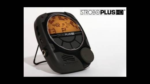 Strobo Plus HD Strobe Tuner
