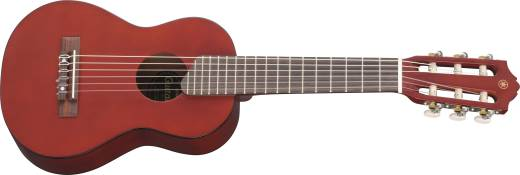 Guitalele - Persimmon Brown
