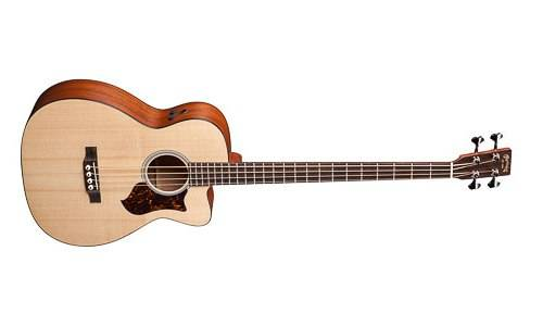 27453c0269f Martin Guitars BCPA4 Performing Artist Acoustic/Electric Bass W ...