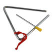Granite Percussion - 7-Inch Steel Triangle with Striker