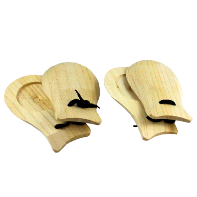 Traditional Castanets - Small
