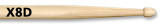 Vic Firth - American Classic Extreme 8D Wood