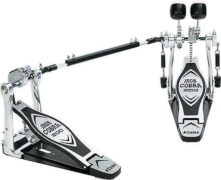 Iron Cobra Twin Pedal