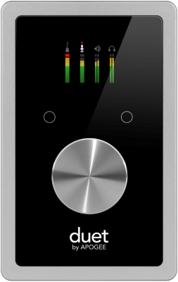 Duet for iPad - 24/192 2 In/4 Out USB 2.0 Audio Interface