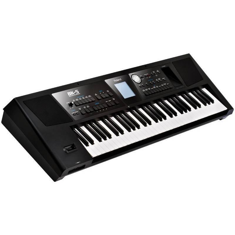 Roland Backing Keyboard Arranger - Long & McQuade Musical