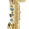 System 76 Soprano 1 Piece Body - Gold Lacquer