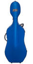 Bam Cases - Newtech 4/4 Cello Case (Without Wheels) - Blue
