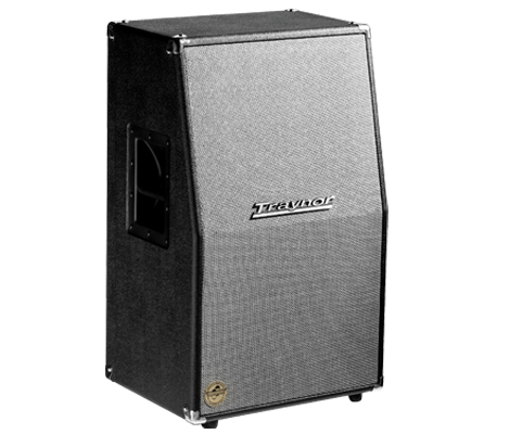 traynor vintage look 120 watt 2x12 vertical guitar cabinet long mcquade musical instruments. Black Bedroom Furniture Sets. Home Design Ideas