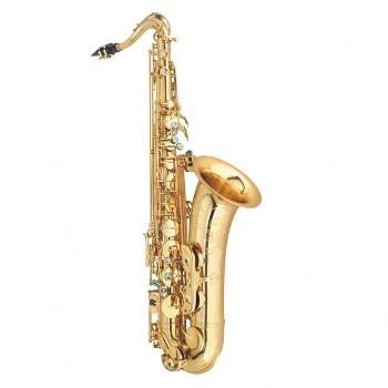 System 76 - Tenor Sax with Large Bell - Gold Lacquer