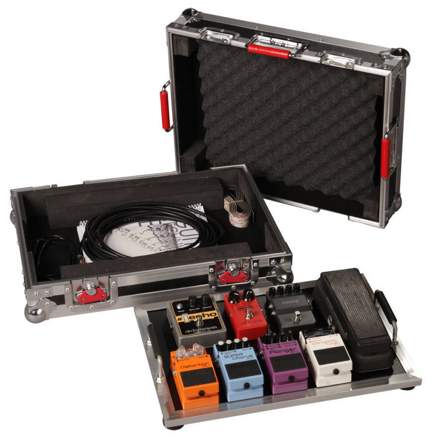 gator tour pedal board small long mcquade musical instruments. Black Bedroom Furniture Sets. Home Design Ideas