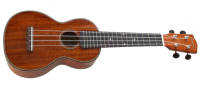 Eastman Guitars - Solid Mahogany Ukuleles with Case