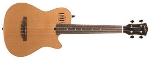 Multiac Ukulele with Gig Bag - Natural