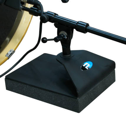 Kickstand Isolated Bass Drum Mic Stand