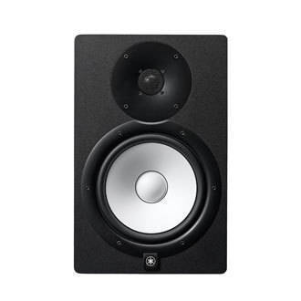 yamaha 8 inch powered studio reference monitor long mcquade musical instruments. Black Bedroom Furniture Sets. Home Design Ideas