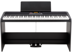 Korg - XE-20SP 88-key Digital Ensemble Piano with Stand and Three-Pedal