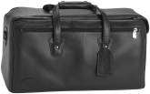 Reunion Blues - Triple Trumpet Leather Bag - Black