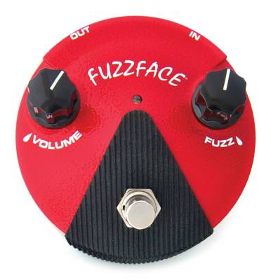 Germanium Fuzz Face Mini - Red
