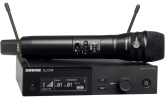 Shure - SLXD2/K8B Handheld Wireless System with KSM8 Capsule - H55