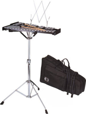 Bell Set with Soft Case - 2 1/2 Octaves