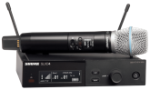 Shure - SLXD24/B87A Handheld Wireless System with Beta 87A Capsule - G58