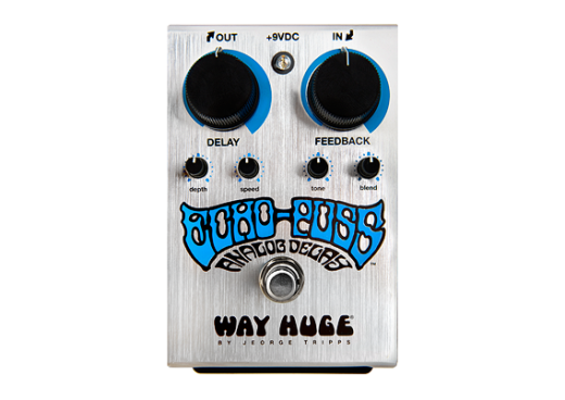 Way Huge Echo Puss LTD Pedal