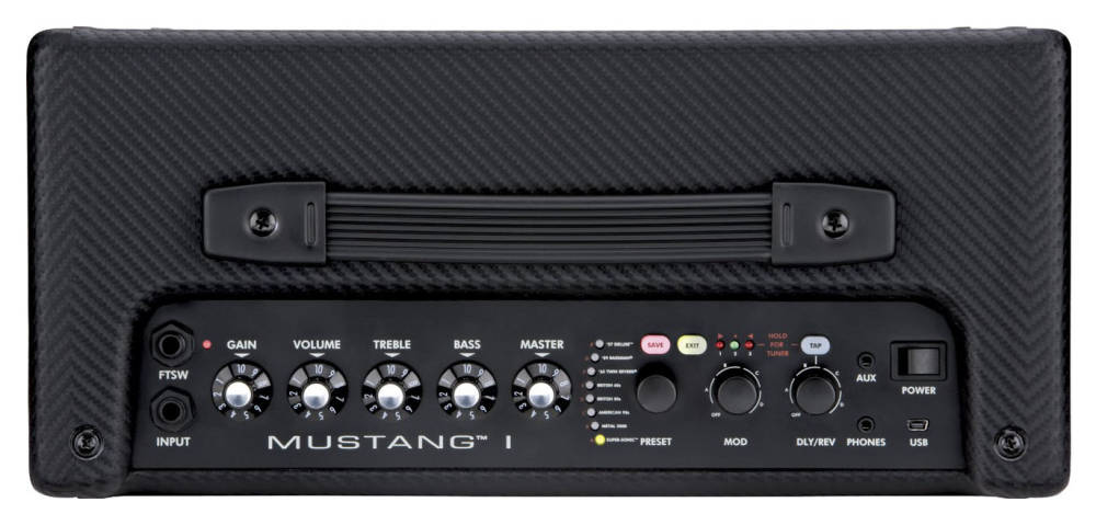 Fender Mustang I V2 Amplifier Drivers (2019)