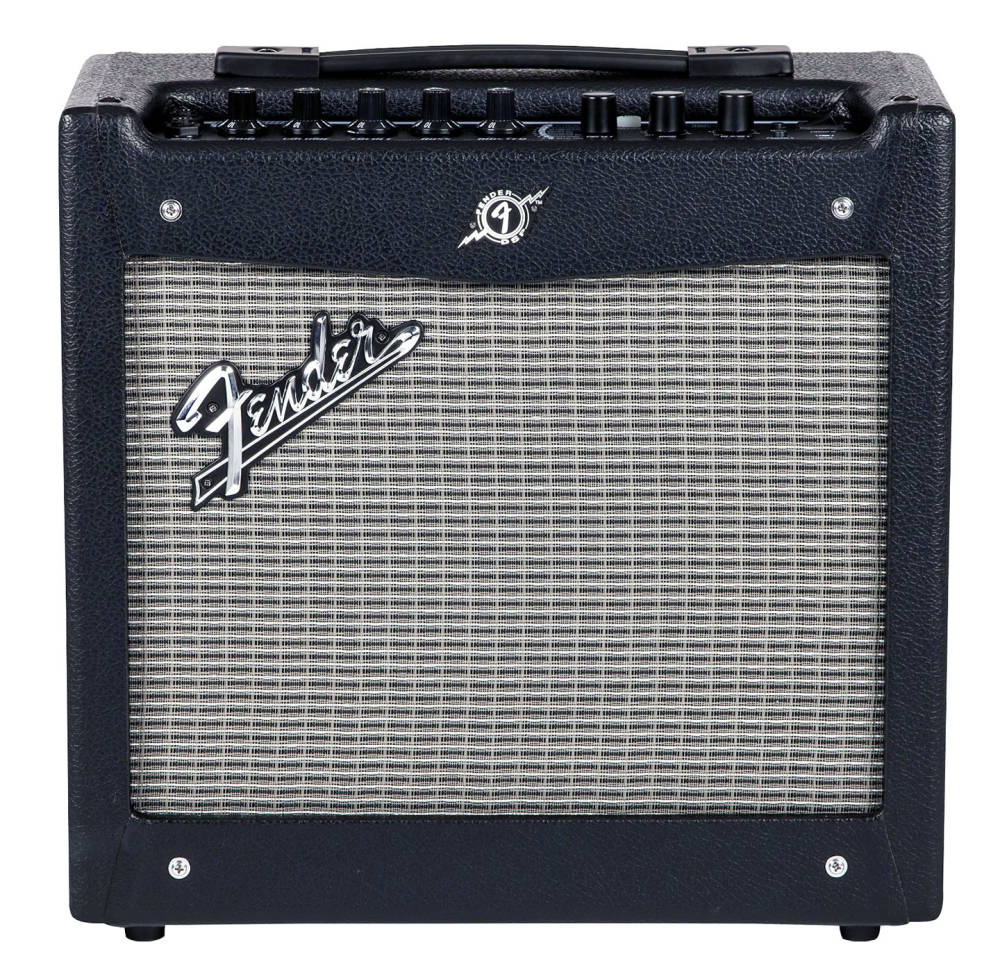 fender mustang i v 2 20w 1x8 guitar combo amplifier long mcquade