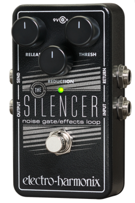 Silencer Noise Gate/Effects Loop Pedal