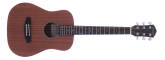 Denver - 3/4-Scale Travel Guitar - Brown