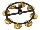 Meinl - Headliner Series Hihat Tambourine - Hammered Brass - 1 Row