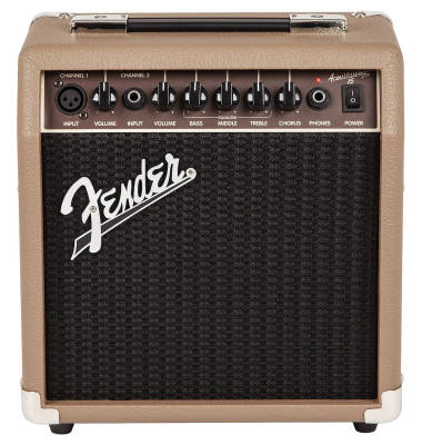 Acoustasonic - 15W Acoustic Guitar Amp