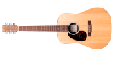 Martin Guitars - D-X2E Dreadnought Sitka/Koa-Pattern HPL Acoutic-Electric Guitar - Left-Handed