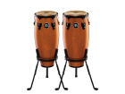 Meinl - Headliner Series Wood Congas - 10 inch Nino & 11 inch Quinto - Maple
