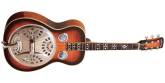 Gold Tone - Paul Beard Signature Series Round Neck Resonator Guitar Deluxe