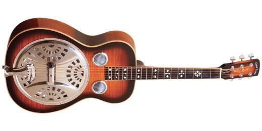 Paul Beard Signature Series Round Neck Resonator Guitar Deluxe