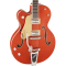 G6120SSU Brian Setzer Nashville with Bigsby, Left-Handed, TV Jones Setzer Pickups - Orange Flame Maple