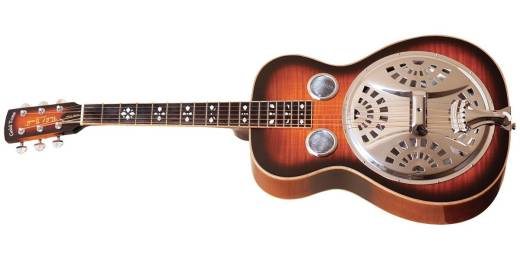 Paul Beard Signature Series Round Neck Resonator Guitar Deluxe Left-Hande