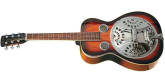 Gold Tone - Paul Beard Signature Round-Neck Resonator Guitar Left Handed