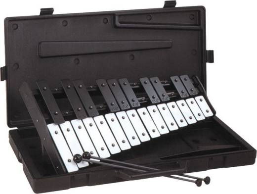 Bell Set with Case - 2 Octaves