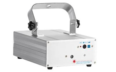 TriStar Compact Laser Scanner - Red, Green and Blue Beams