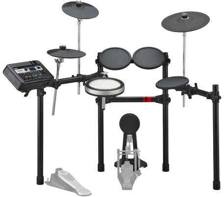 DTX6K-X 5-Piece Electronic Kit with XP80 3-Zone Snare