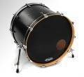 Evans - BD22RB - 22 Inch EQ3 Resonant Black Drumhead